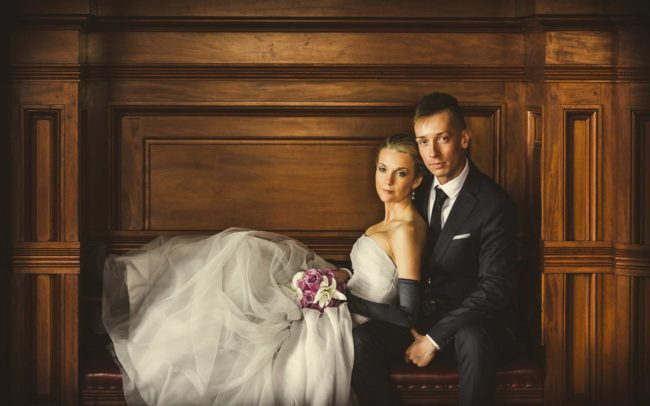Providence City hall wedding photography