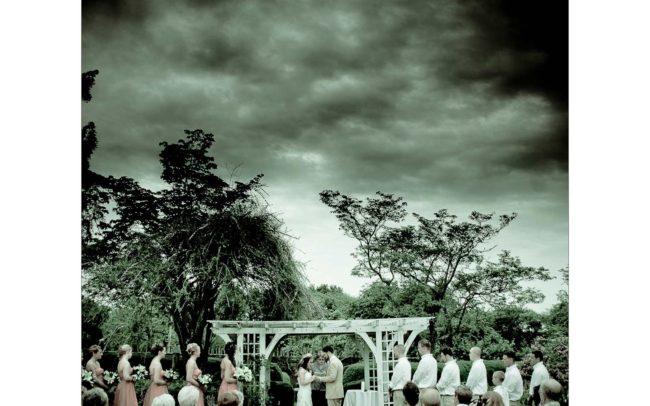 Wedding at Stone Acres Farm in Stonington CT