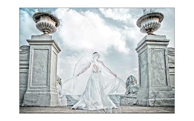 Oceanfront wedding in Milford CT